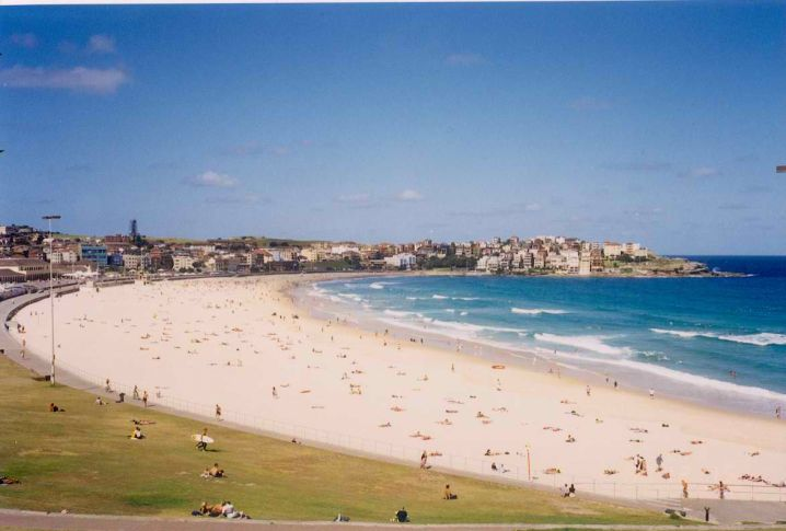 popular beach destination in sydney