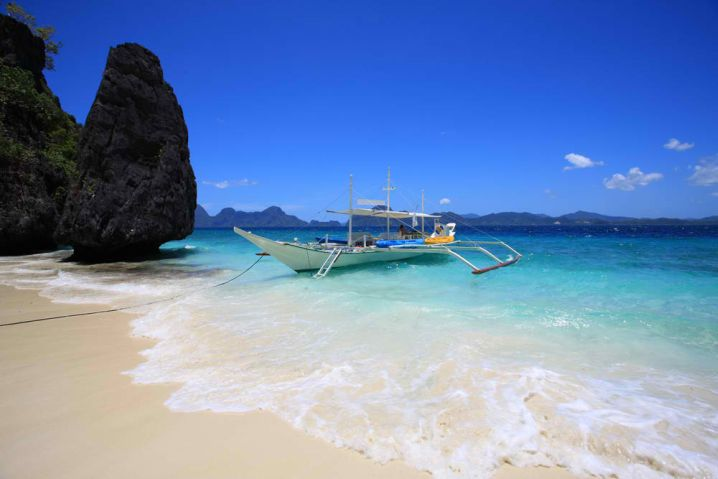 most popular beach destination