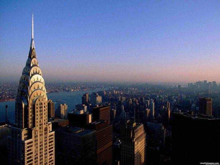 popular New York skyscraper