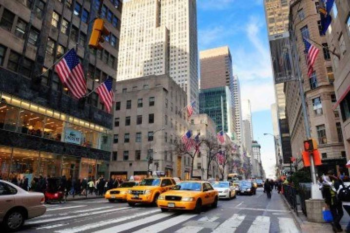 popular street in New York