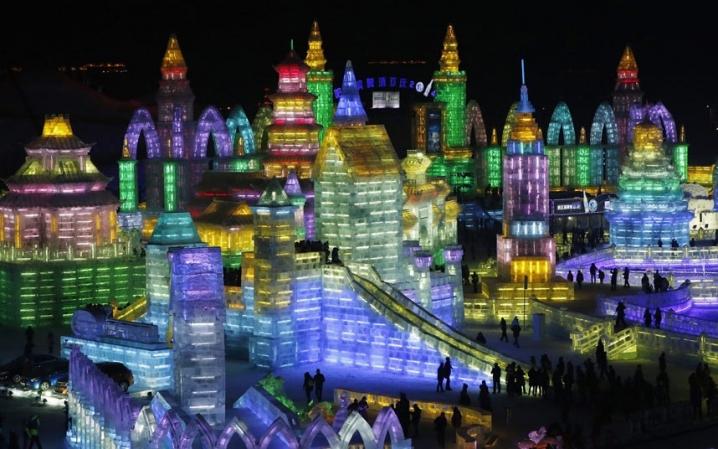 Cold Carnival China