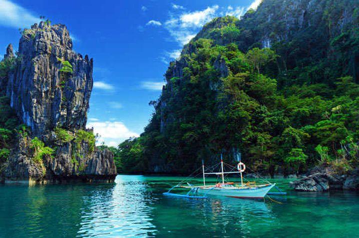 Palawan Islands, Philippines