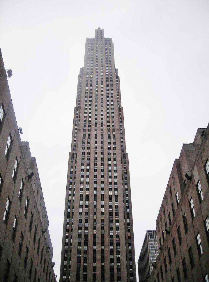 popular landmark of New York