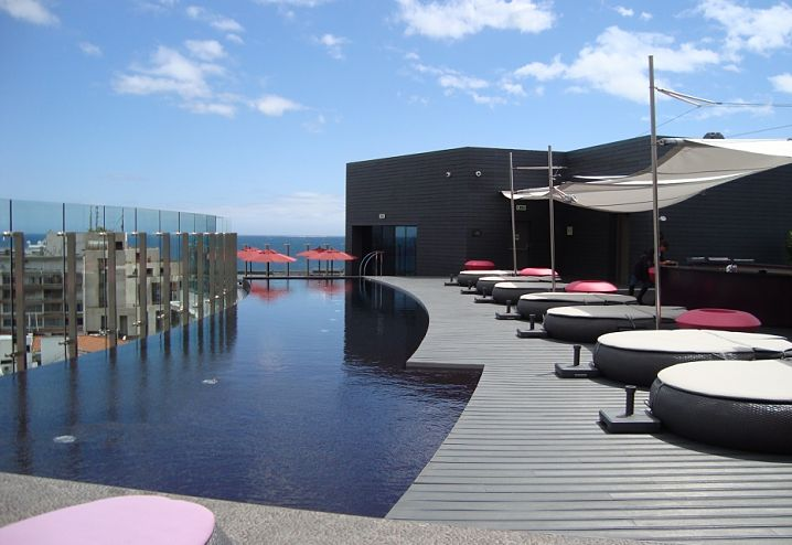World's Best Rooftop Pools