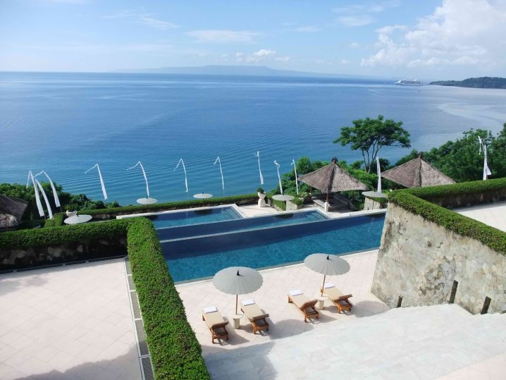most luxurious resort in Bali