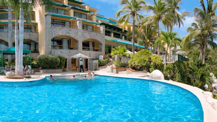 lots of affordable resorts
