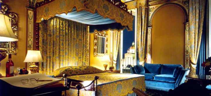 hotel fit for a royalty