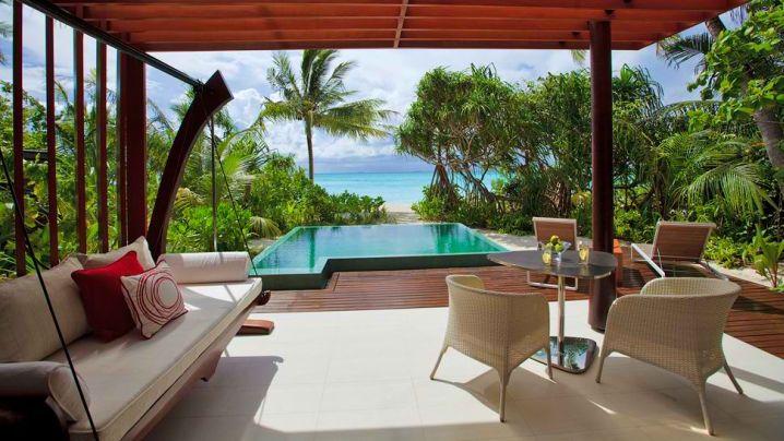 worlds most luxurious resort