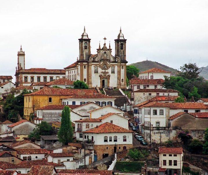 Travel places in Brazil