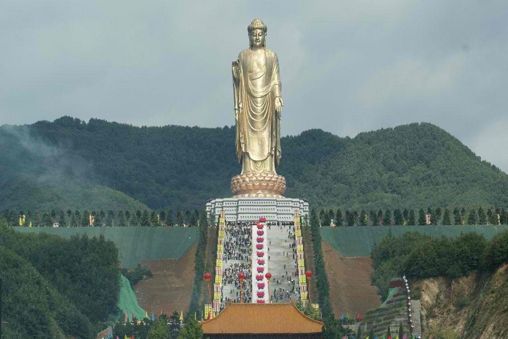 World's Tallest Statues