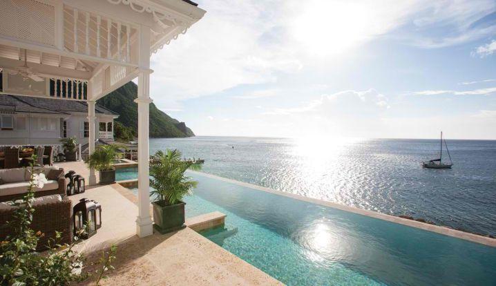 relaxing honeymoon vacation