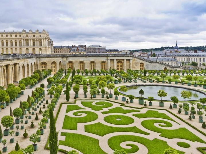 château of Versailles