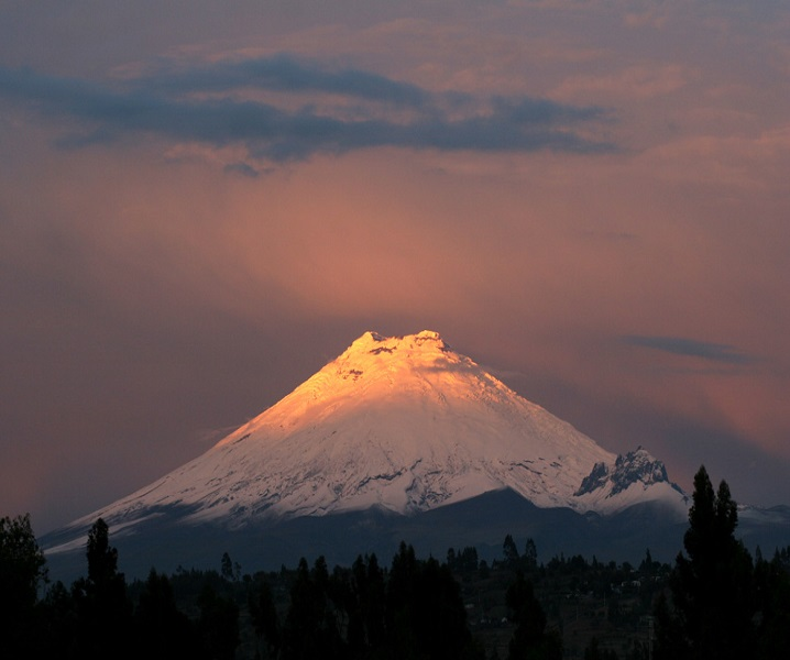 Mt. Cotopaxi | Travel Blog