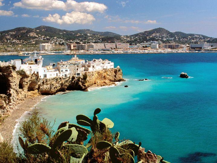 European destination for beach bummers