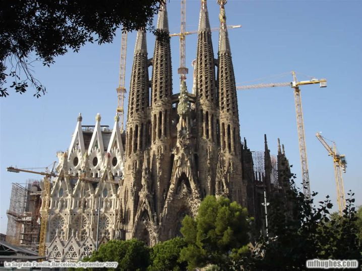 famous attraction in Barcelona