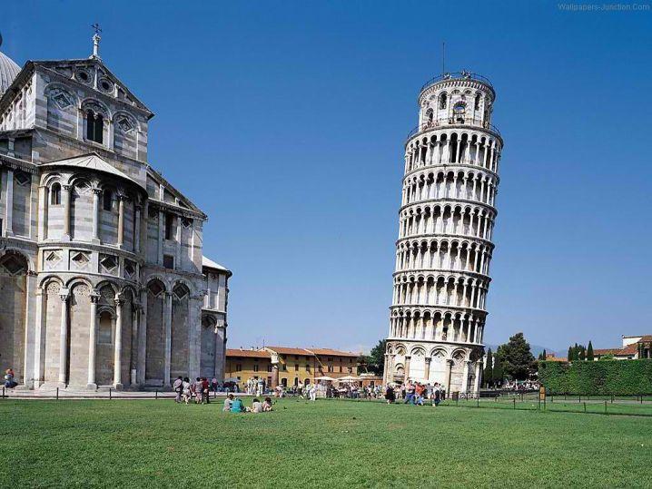 third oldest structure in Pisa