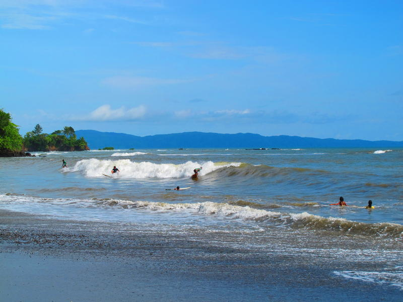 offers the best surfing of world class nature