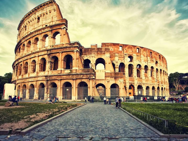 most popular attractions in Europe