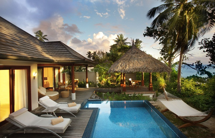 best luxury resorts in Seychelles