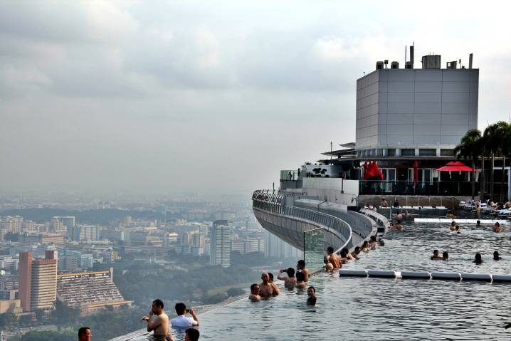 Largest Swimming Pool