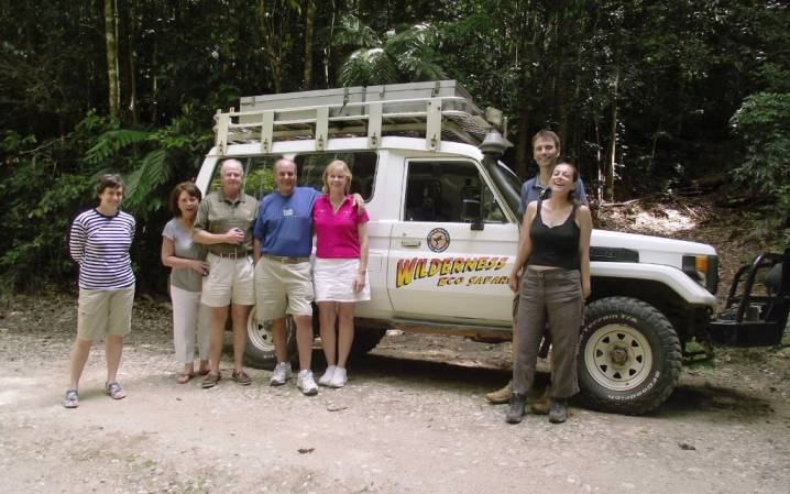 Tour To Cairns