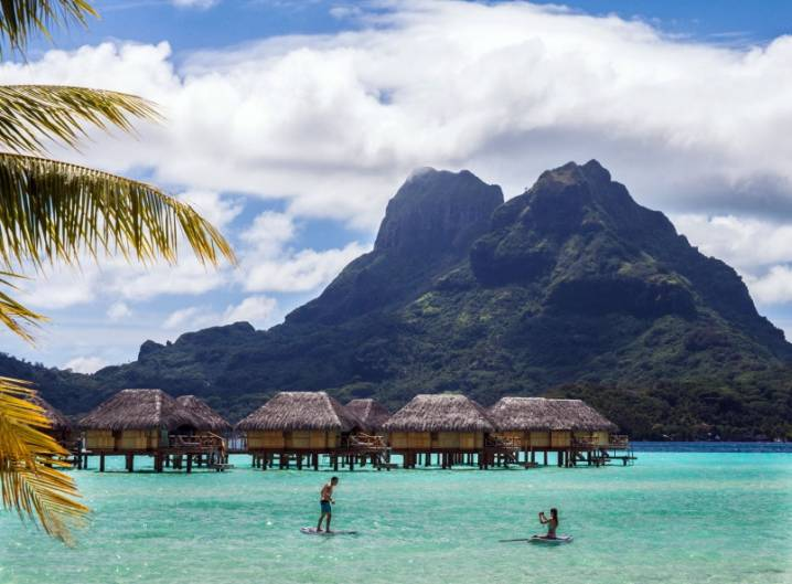 Tahiti Islands