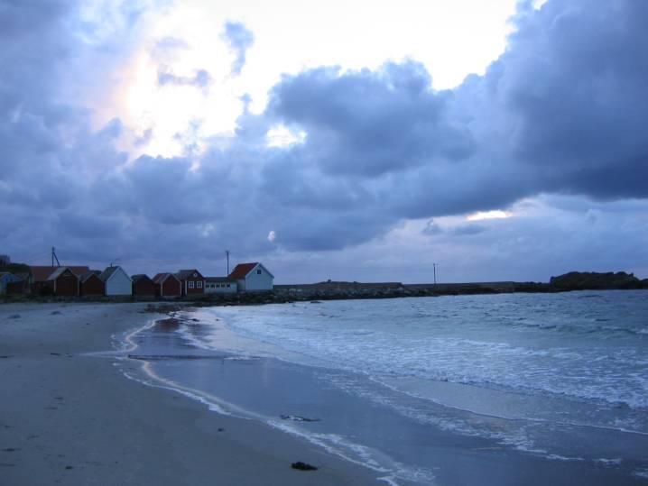 Sola Strand Beach