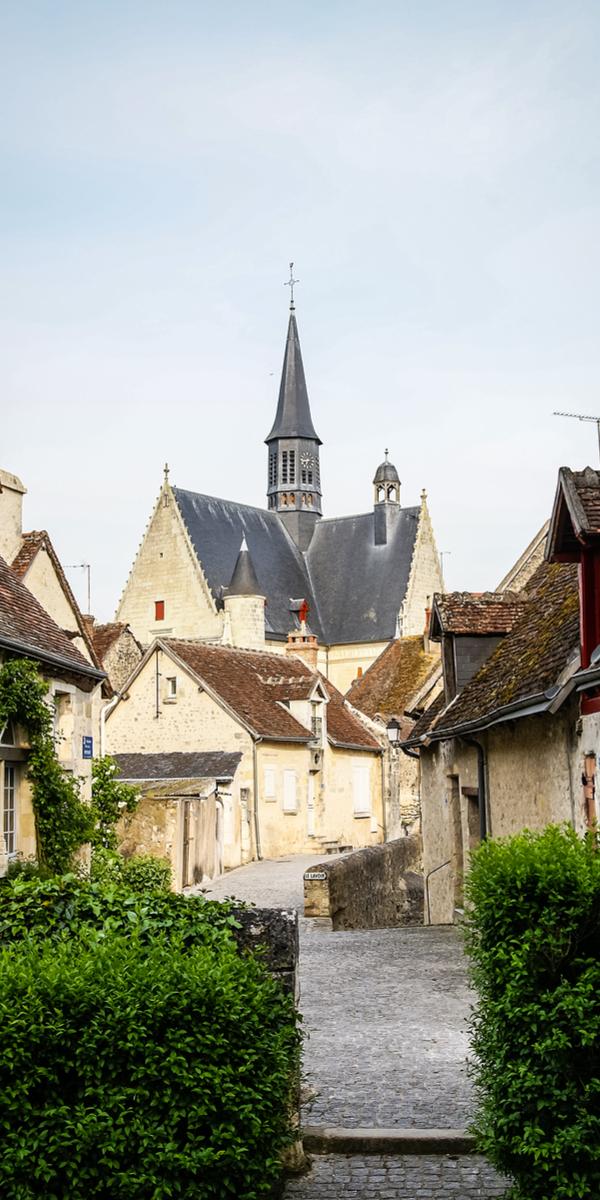 Renaissance castle, Montresor